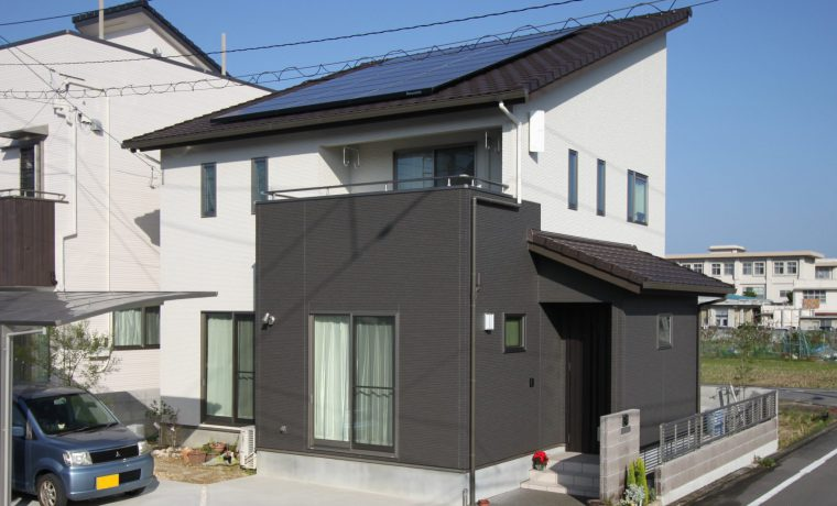 シンプルに使いやすい家