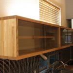 製作食器棚