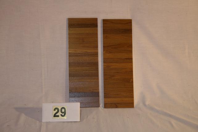 チーク床板無垢材 10坪