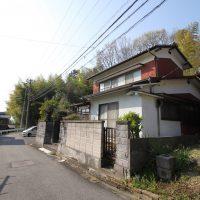 愛媛県松山市山越3丁目注文住宅建築用地写真