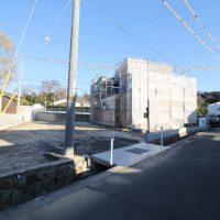 愛媛県松山市和田注文住宅建築用地写真
