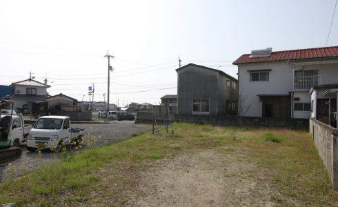 愛媛県伊予市米湊注文住宅建築用地写真