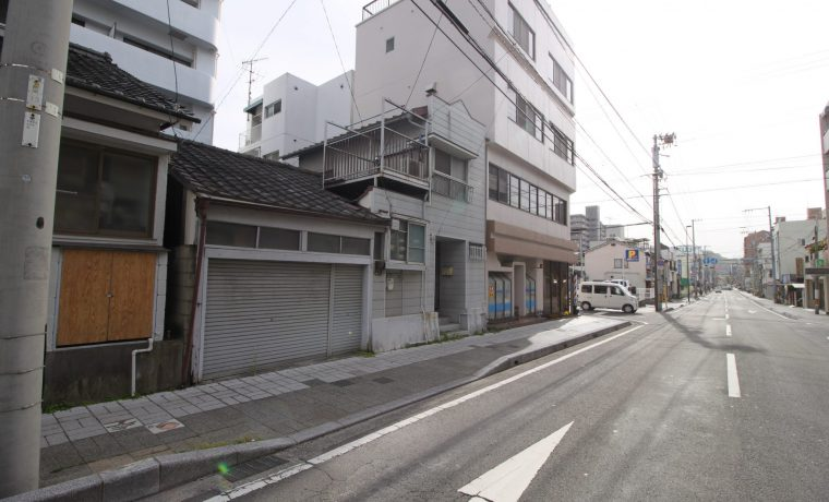 愛媛県松山市松前町2丁目注文住宅建築用地写真