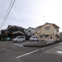 愛媛県松山市東長戸2丁目注文住宅建築用地写真