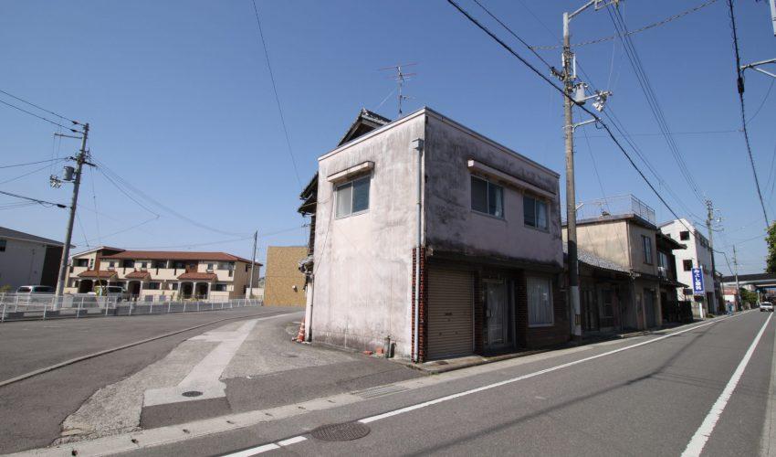 愛媛県伊予市下吾川注文住宅建築用地写真