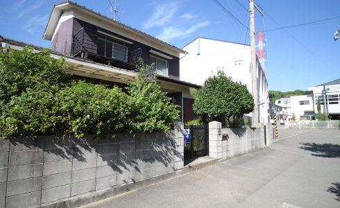 愛媛県松山市別府町注文住宅建築用地写真