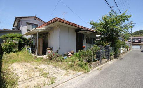 愛媛県松山市高岡町注文住宅建築用地写真