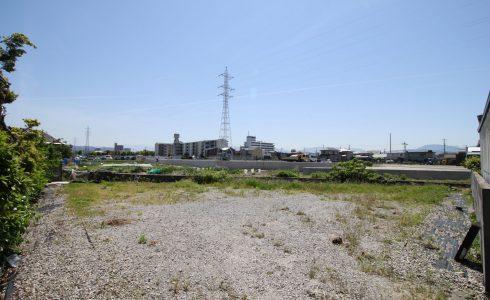 愛媛県松山市北斎院町注文住宅建築用地写真