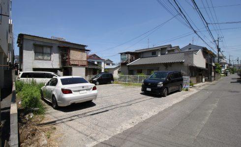 愛媛県松山市和泉北1丁目注文住宅建築用地写真