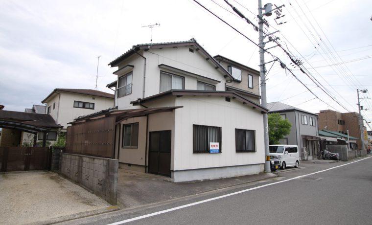 愛媛県松山市余戸東5丁目注文住宅建築用地写真