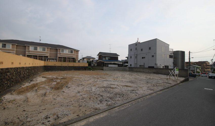 愛媛県松山市姫原1丁目注文住宅建築用地