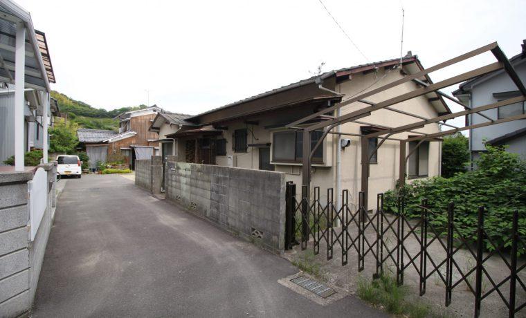 愛媛県松山市祝谷5丁目注文住宅建築用地