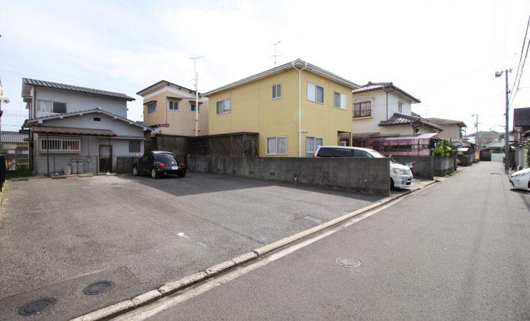 愛媛県松山市和気町2丁目注文住宅建築用地
