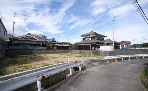 愛媛県松山市西垣生町注文住宅建築用地
