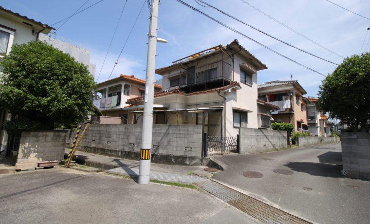 愛媛県松山市和泉南5丁目注文住宅建築用地