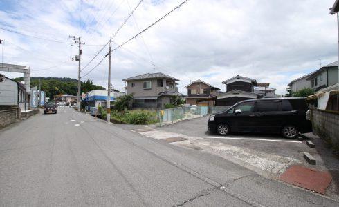 愛媛県松山市北斎院町注文住宅建築用地