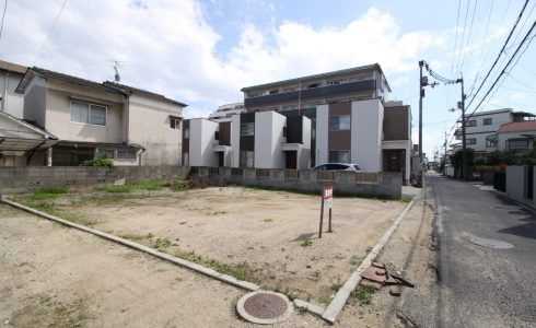 愛媛県松山市和泉北1丁目注文住宅建築用地