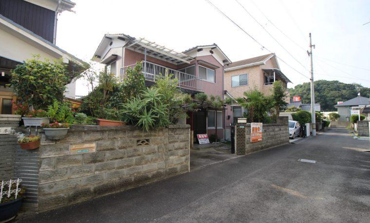 愛媛県松山市高山町注文住宅建築用地