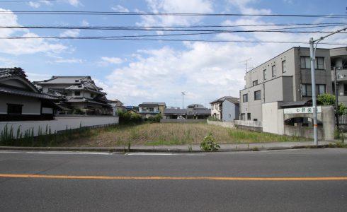 愛媛県松山市山西町新規分譲地