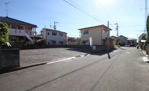 愛媛県松山市星岡町注文住宅建築用地