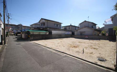 愛媛県松山市水泥町注文住宅建築用地