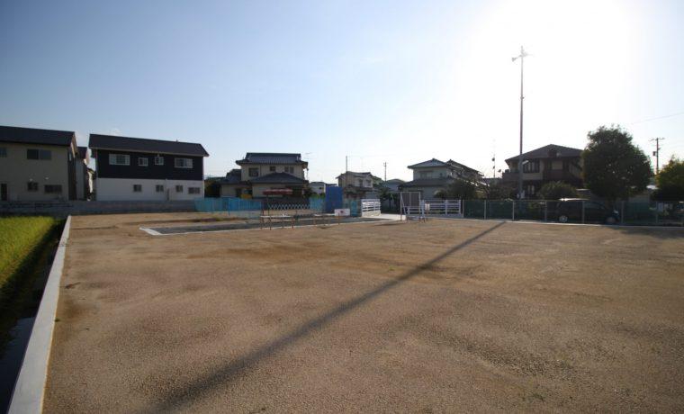愛媛県伊予郡松前町筒井分譲地