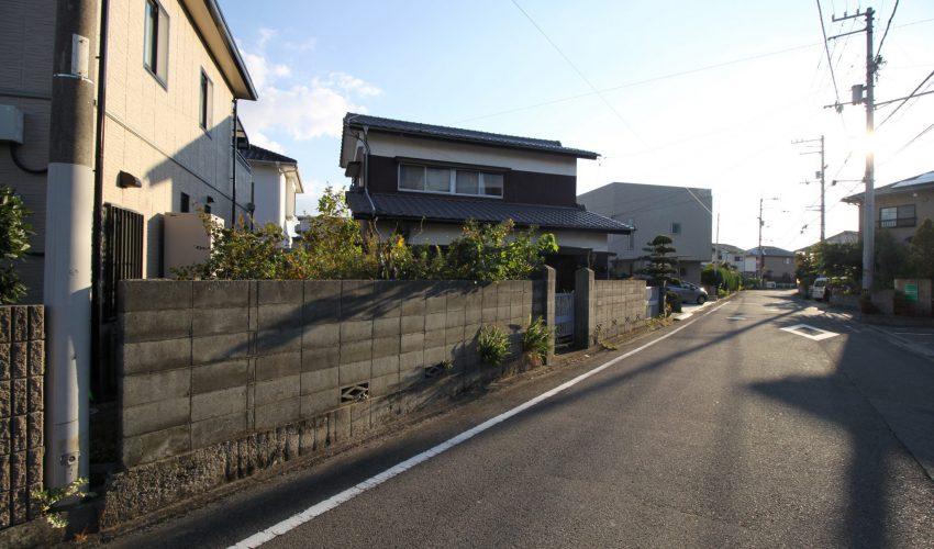 愛媛県松山市馬木町注文住宅建築用地