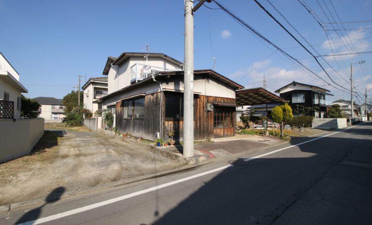 愛媛県松山市居相6丁目注文住宅建築用地