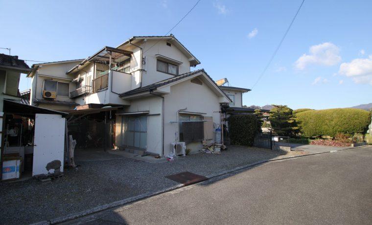 愛媛県松山市東野2丁目注文住宅建築用地