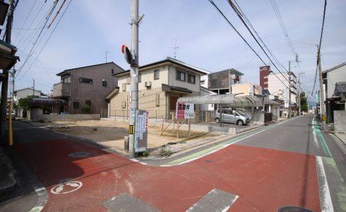 松山市神田町注文住宅建築用地
