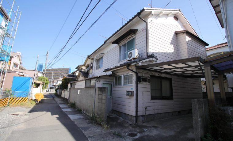 愛媛県松山市小栗1丁目注文住宅用地