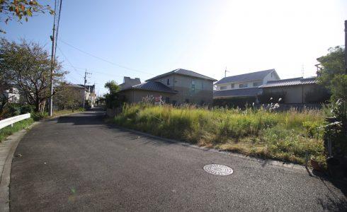 愛媛県松山市白水台3丁目注文住宅用地