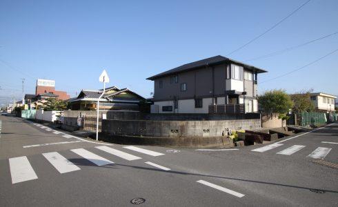 愛媛県松山市久米窪田町注文住宅用地