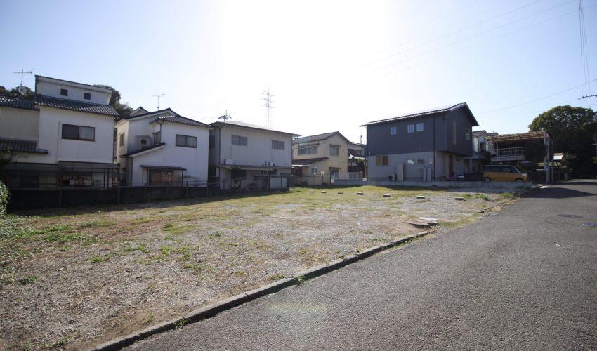 愛媛県松山市南斎院町注文住宅用地