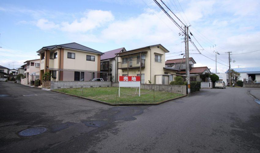 愛媛県松山市西垣生町注文住宅用地