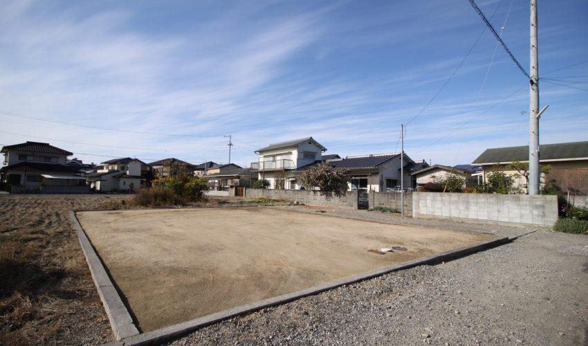 愛媛県伊予郡松前町北黒田注文住宅用地