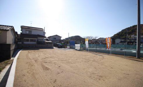 愛媛県松山市北斎院町注文住宅用地
