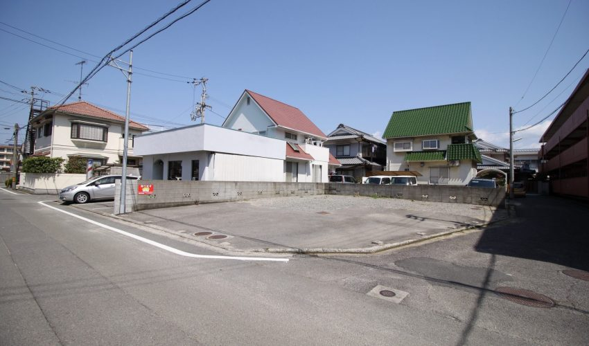 愛媛県松山市須賀町注文住宅用地