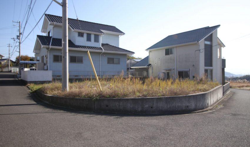 愛媛県松山市石風呂町注文住宅用地