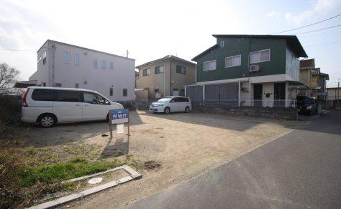 愛媛県松山市森松町注文住宅用地