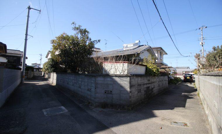 愛媛県伊予郡松前町出作注文住宅用地