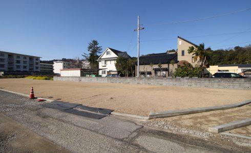 愛媛県松山市勝岡町注文住宅用地