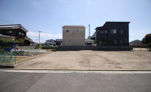 愛媛県松山市馬木町注文住宅用地