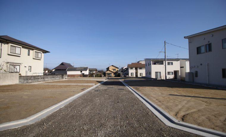 愛媛県松山市堀江町注文住宅用地