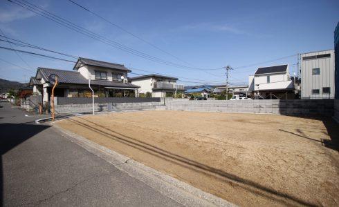 愛媛県松山市南梅本町注文住宅用地