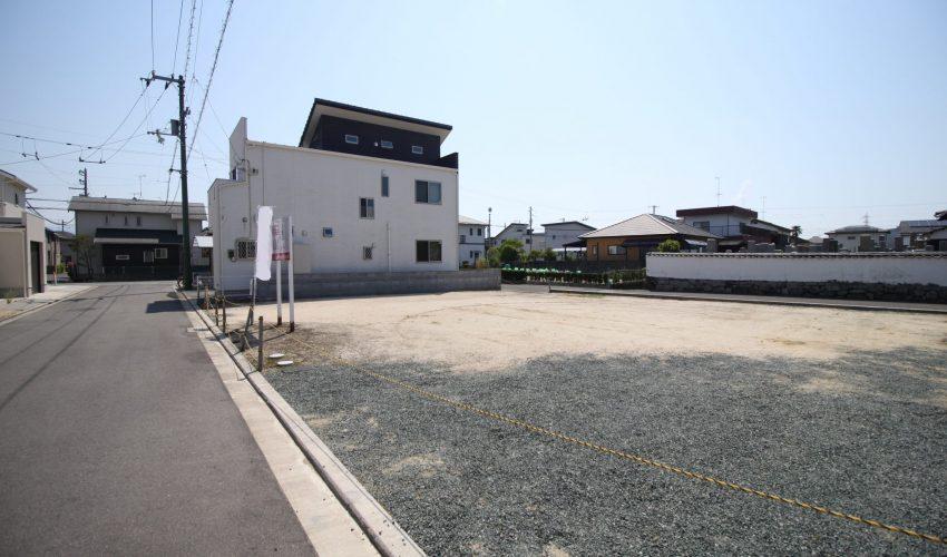 愛媛県伊予郡松前町筒井注文住宅用地