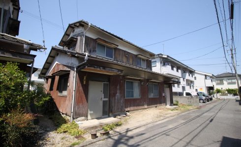 愛媛県松山市富久町注文住宅用地