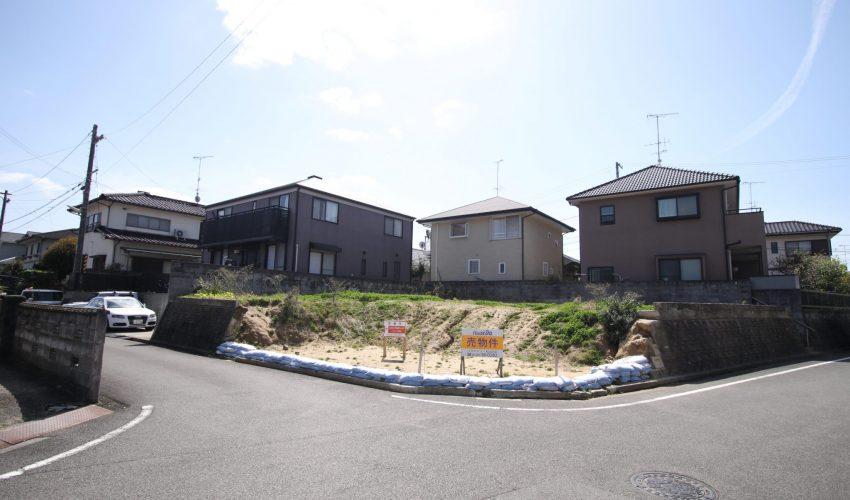 愛媛県松山市吉藤2丁目注文住宅用地