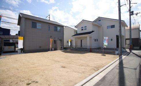 愛媛県松山市鷹子町注文住宅用地