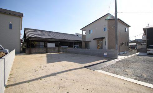 愛媛県松山市安城寺町注文住宅用地